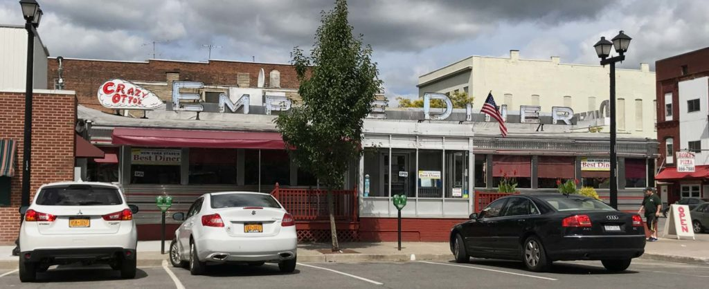 Crazy Otto's Empire Diner | Herkimer NY | Mohawk Valley Today