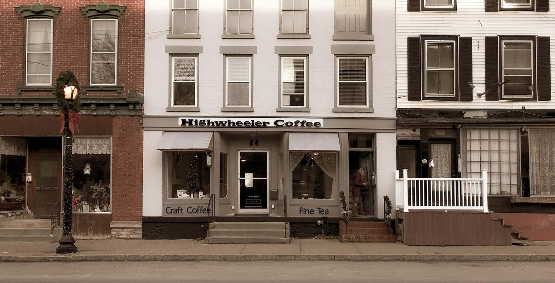 Highwheeler Coffee   Fort Plain NY   Mohawk Valley Today