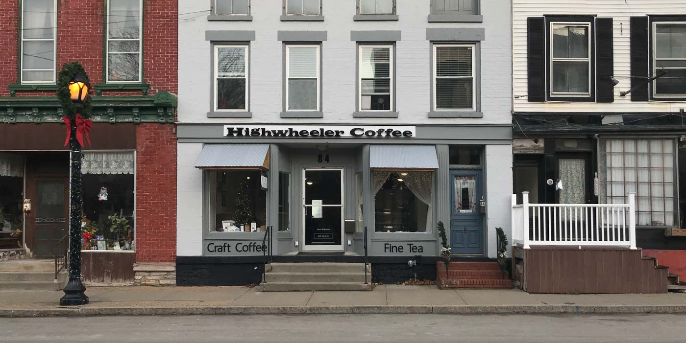 Highwheeler Coffee | Fort Plain NY | Mohawk Valley Today
