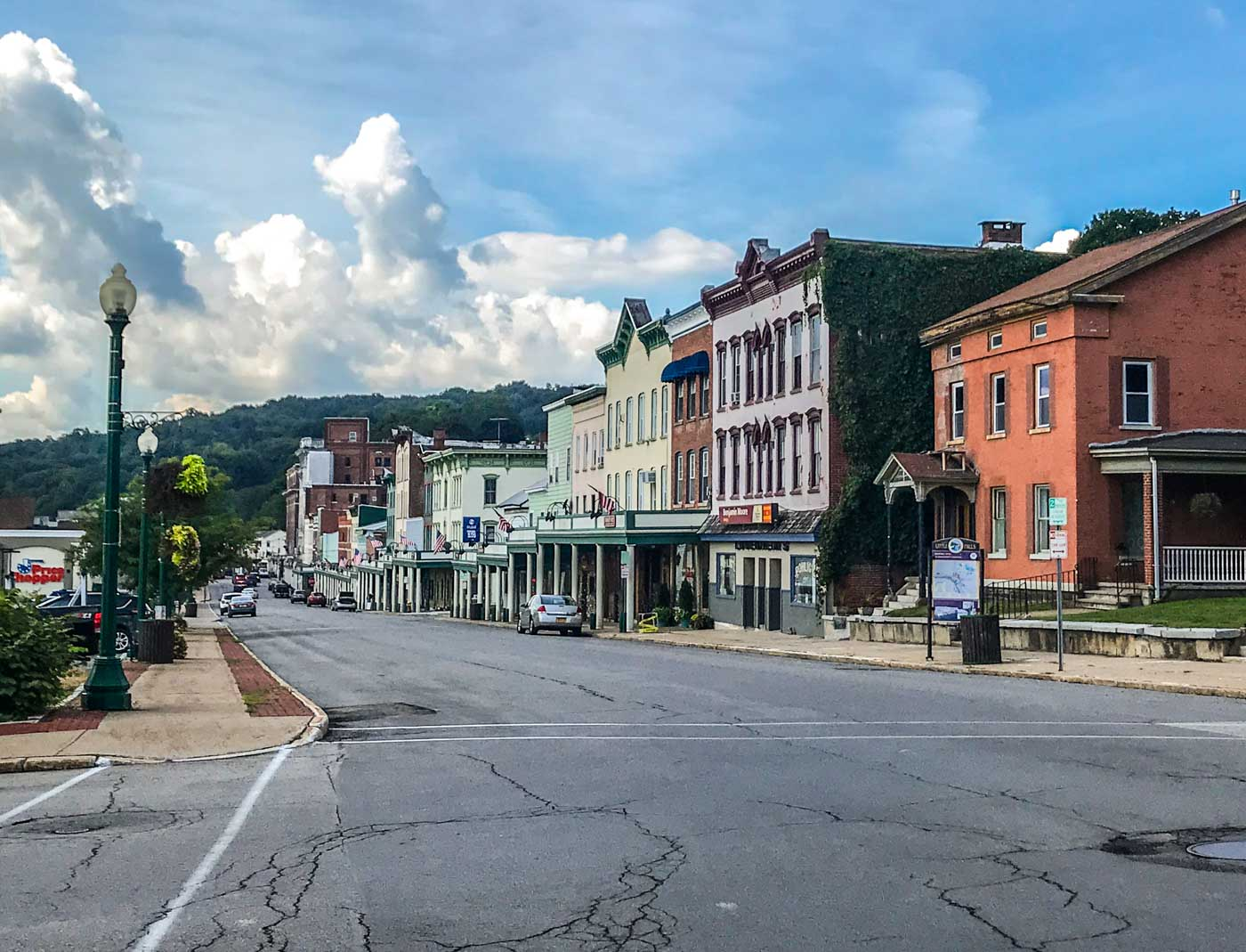 Main Street Little Falls NY | Mohawk Valley Today