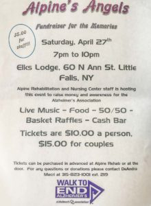 Alpine's Angels | Little Falls NY | Mohawk Valley Today