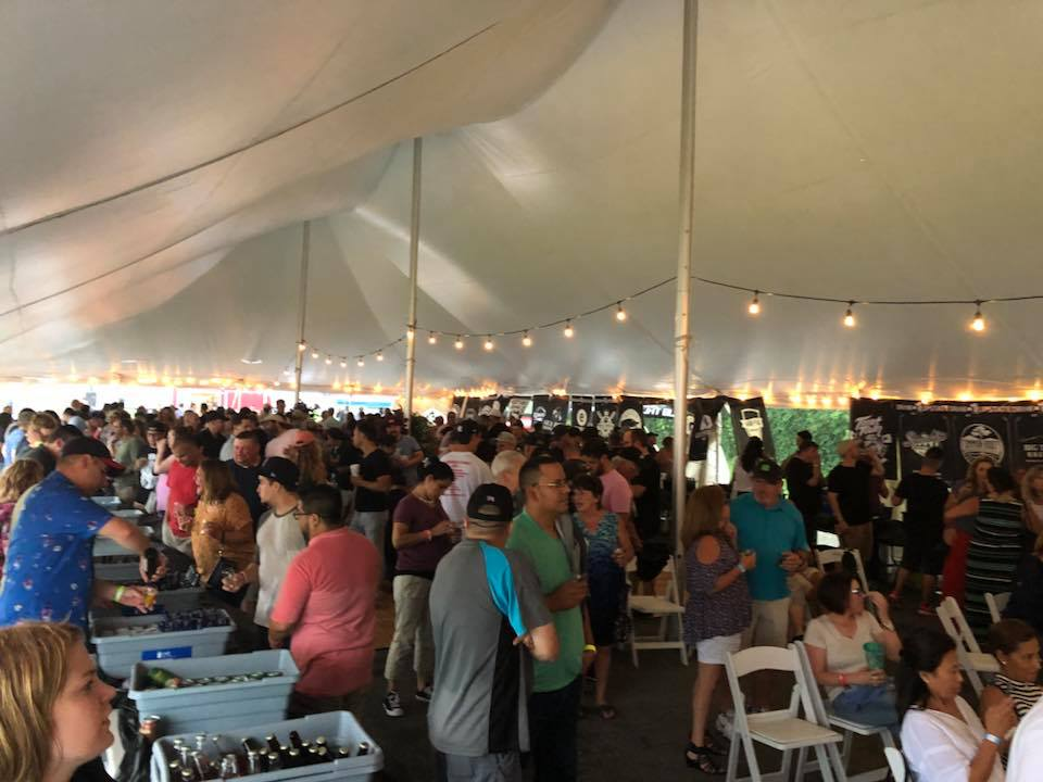 Amsterdam Craft Beer Tent   amsterdam NY   Mohawk Valley Today