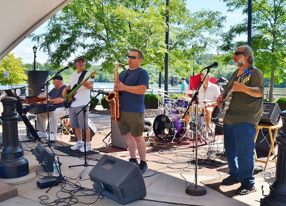Amsterdam River Fest Band   Amsterdam NY   Mohawk Valley Today