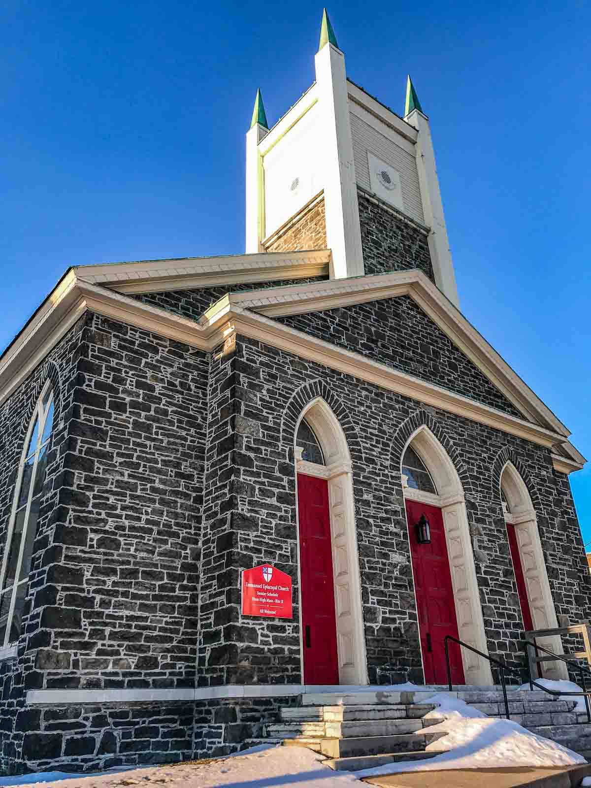 Emmanuel Episcopal Church LIttle Falls NY | Mohawk Valley Today