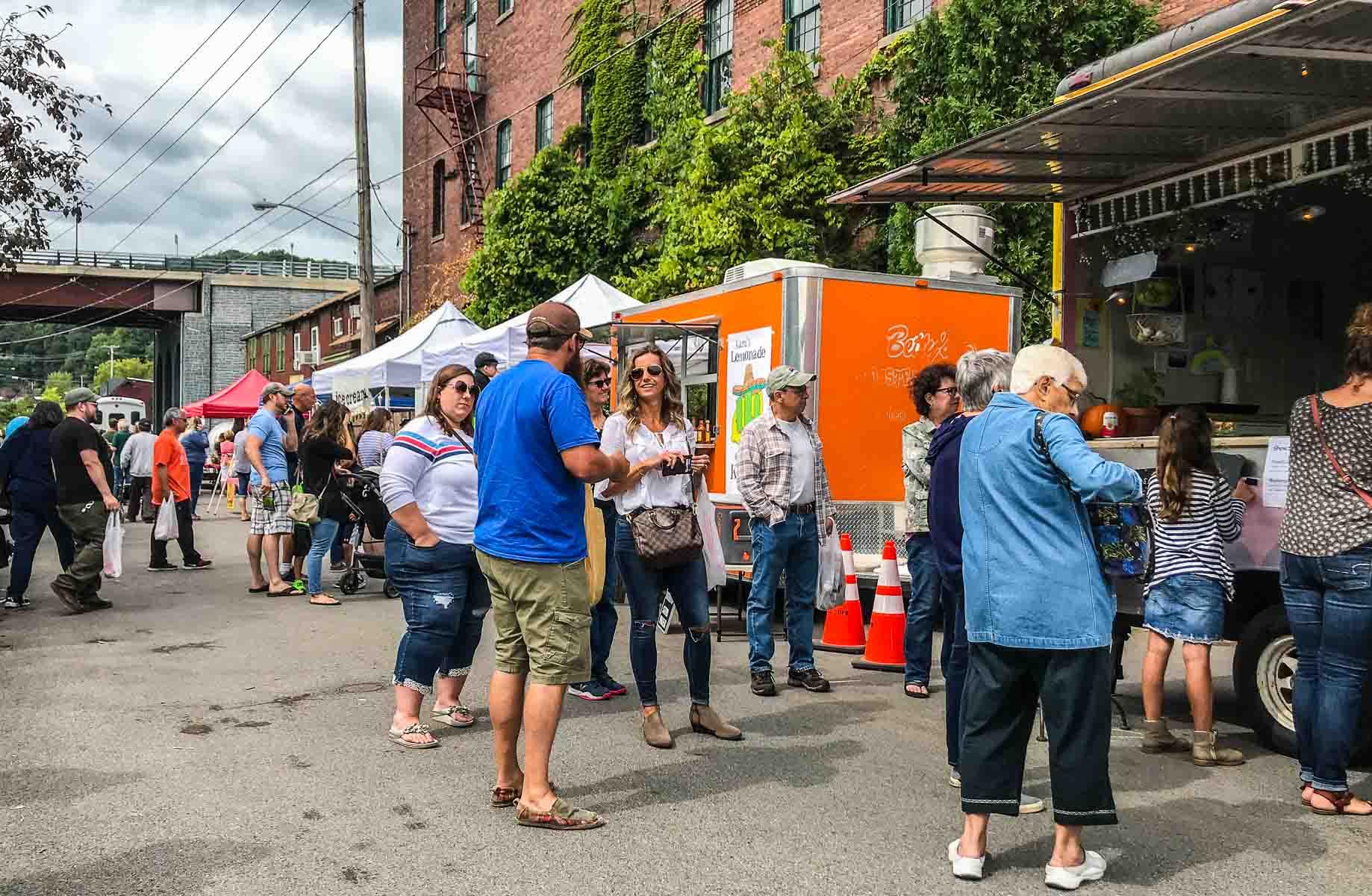 Mohawk Valley Garlic Festival Little Falls NY | Mohawk Valley Today
