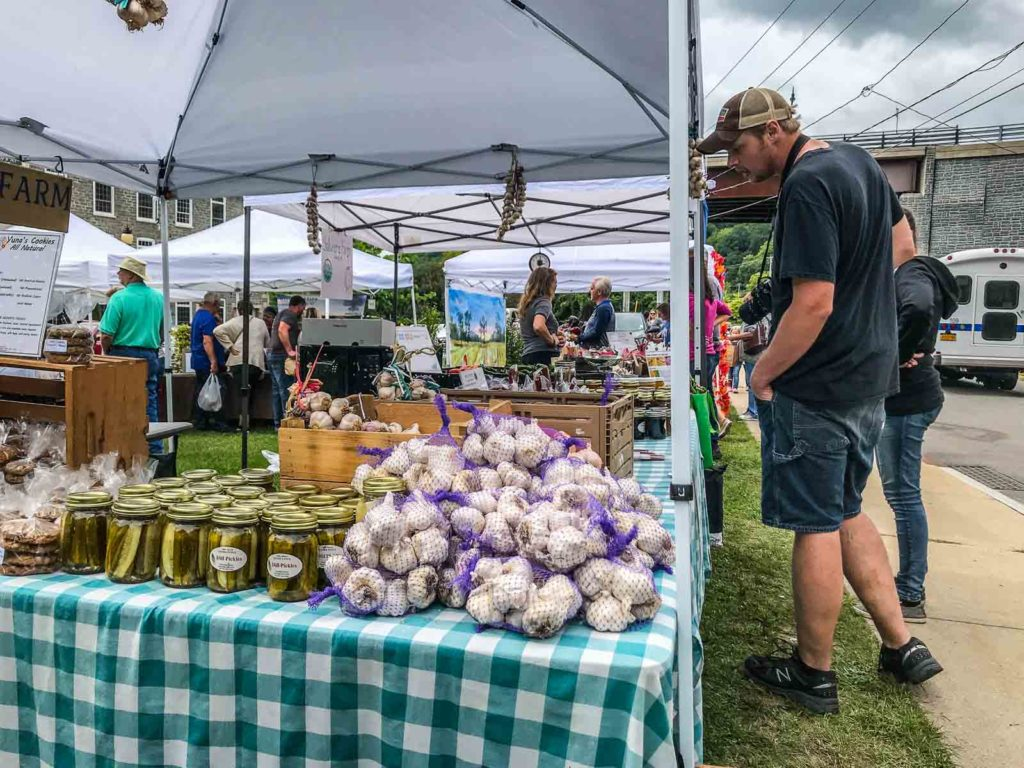 Mohawk Valley Garlic Festival Little Falls NY | Mohawk Valley Today