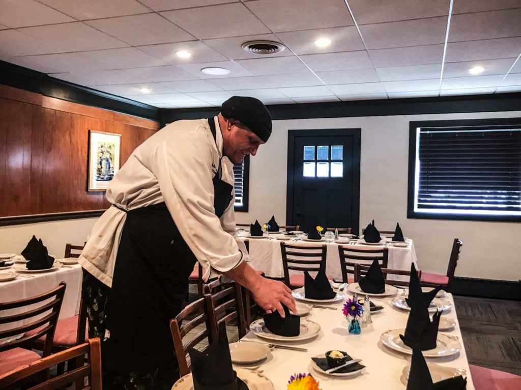 Chef John Luciano at the Canal Side Inn Little Falls NY | Mohawk Valley Today