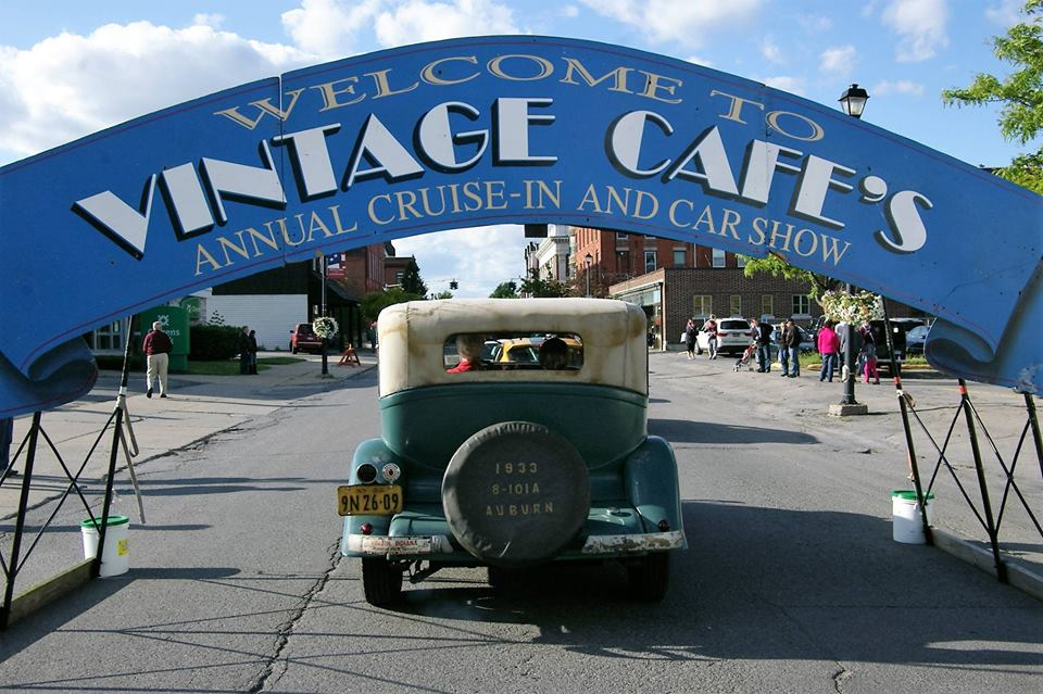 Vintage Cafe Car Show | Johnstown NY | Mohawk Valley Today