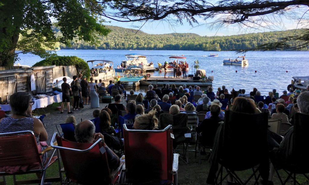 Caroga Arts Council Lakeside concert | Caroge Lake NY | Mohawk Valley Today