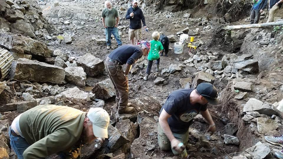 Crystal Grove Mining Showdown Diggers