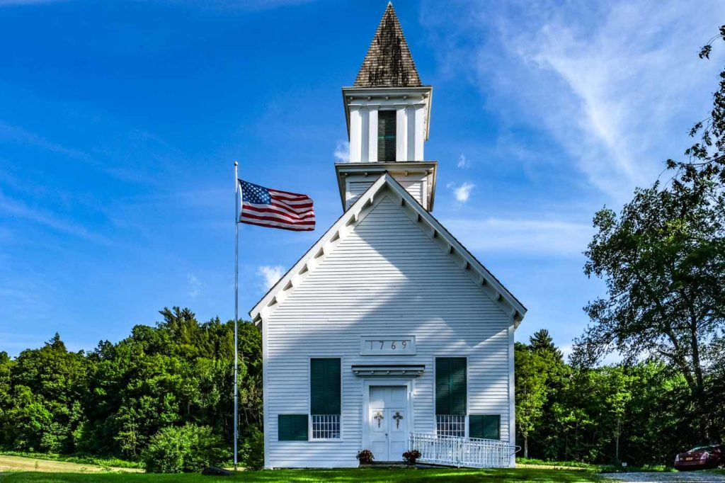 Indian Castle Church, Little Falls, NY | Mohawk Valley Today