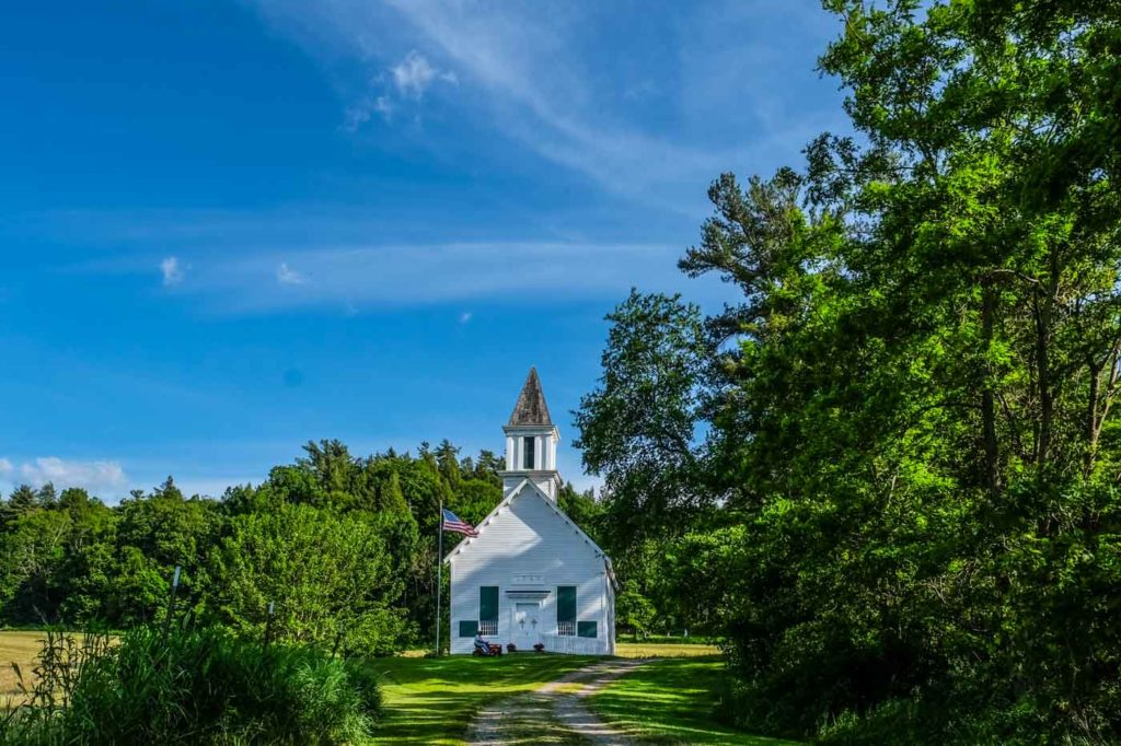 Indian Castle Church, Little Falls NY | Mohawk Valley Today