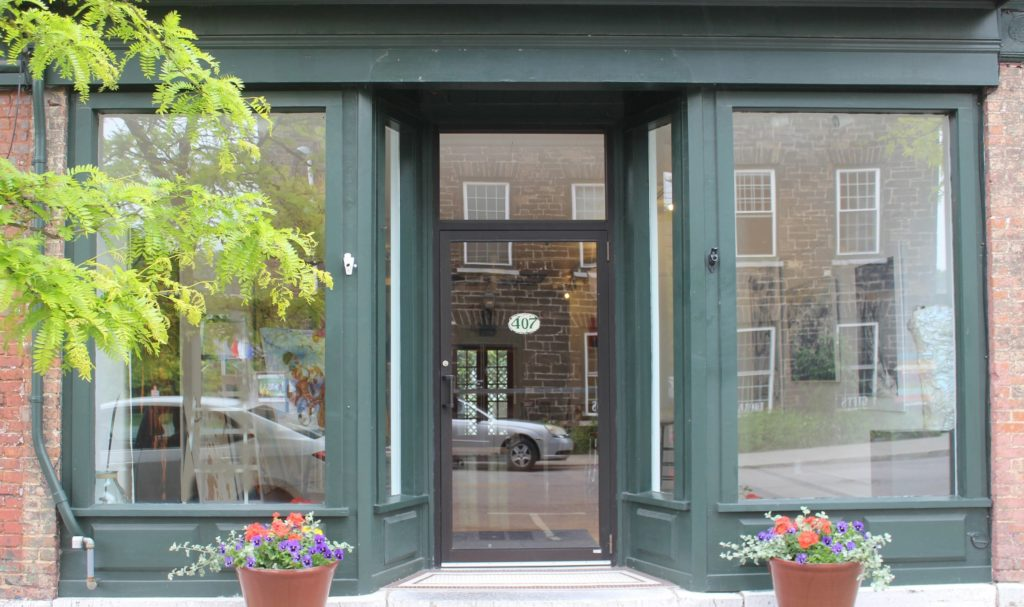 Artdoor Gallery Front Door | Little Falls NY | Mohawk Valley Today