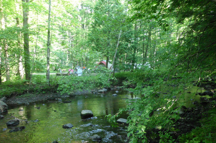 Crystal Grove Diamond Mine Campground | St Johnsville NY | Mohawk Valley Today