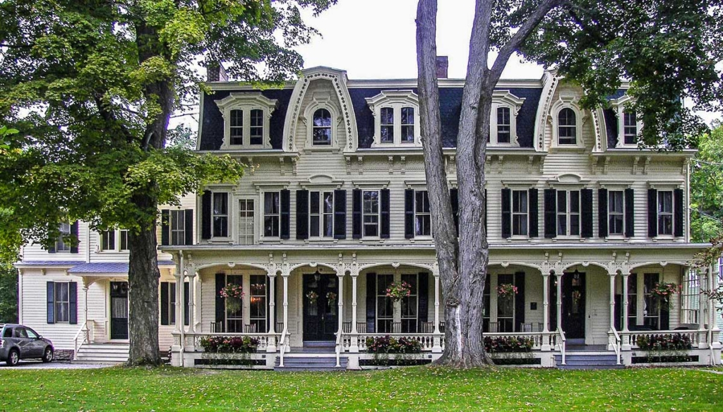 1894 Inn at Cooperstown NY By Wknight94