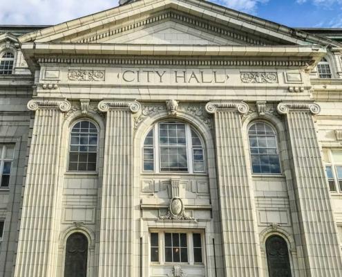 City Hall, Little Falls